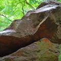 Photos: 巨岩
