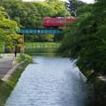 川べりの風景