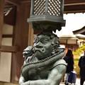 Photos: 宿坊にて