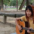 Photos: street musician