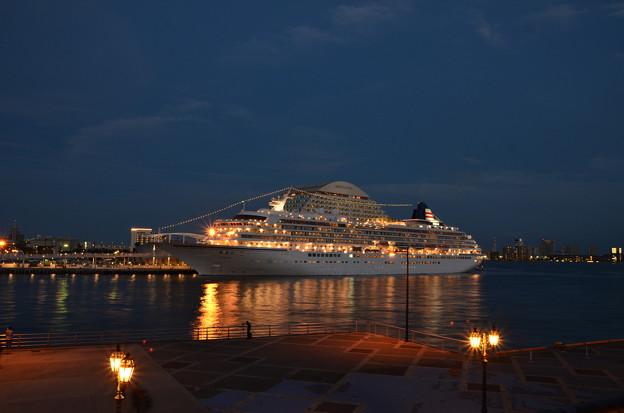 神戸港 中突堤