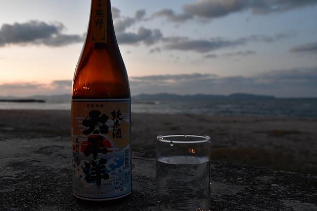 Photos: 日本海で太平洋