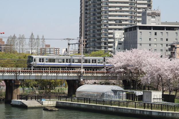 大阪環状線 223系