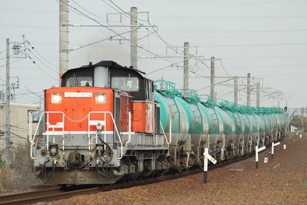 DD51 石油輸送