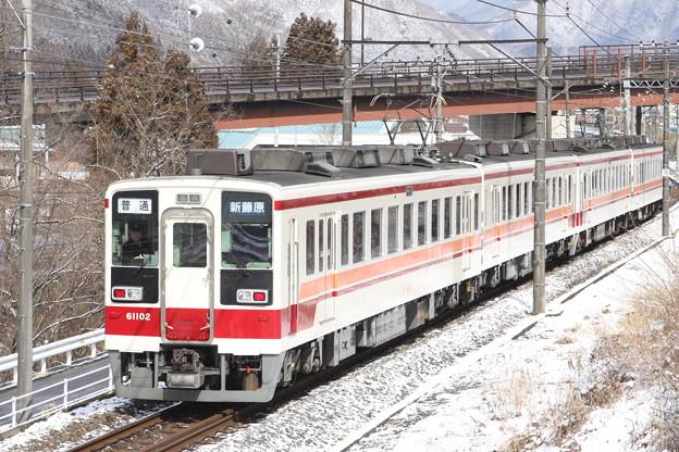 野岩鉄道6050系100番台