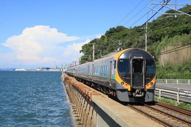 Photos: 8600系 特急しおかぜ・いしづち