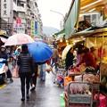 Photos: 朝から賑わいをみせる呉興商圏