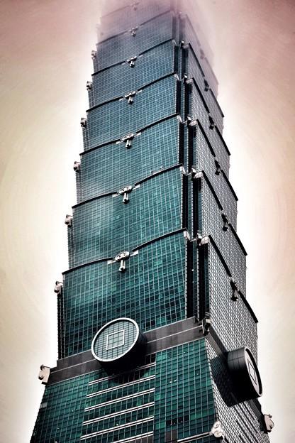 バビルの塔みたい