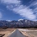 写真: road to KAIKOMA