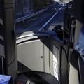バスで大阪へ