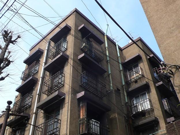 上野下アパートメント(同潤会アパート)
