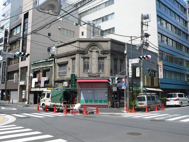 神田多町2丁目のモダン建築