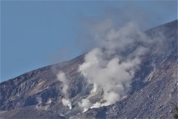 火山警戒レベル2