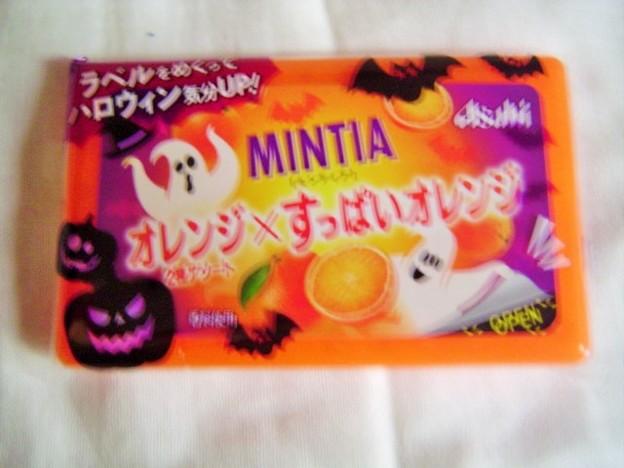 MINTIA オレンジ×すっぱいオレンジ(2019/10/31)