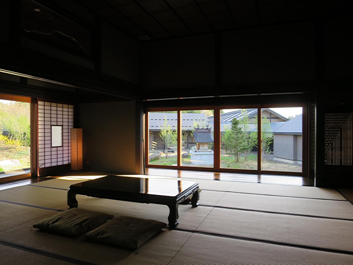 侘桜本館和室