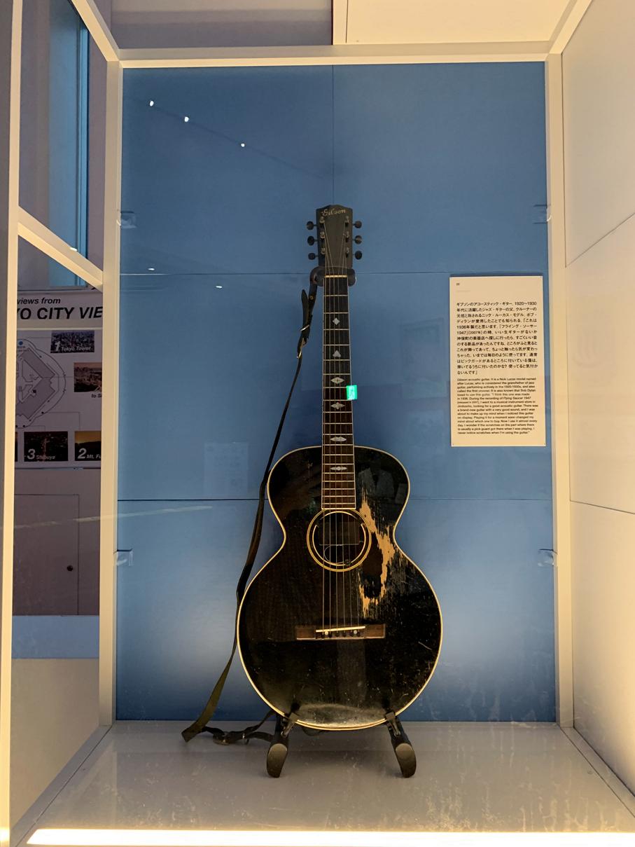 ギターなど