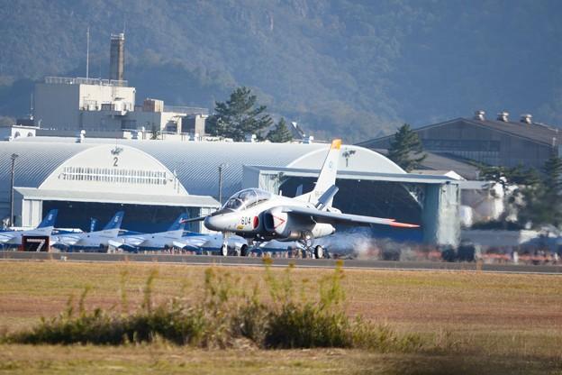 T-4 タキシング 岐阜基地航空祭2018
