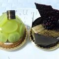 レタンプリュスのケーキ。