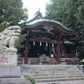 葛西神社。