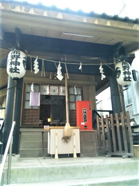 飯倉熊野神社。