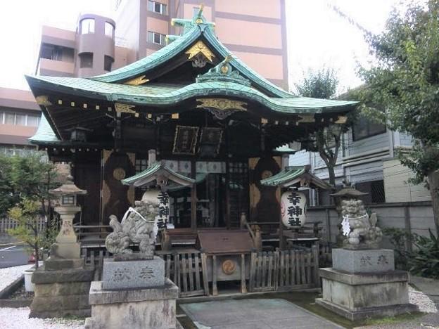 幸稲荷神社。