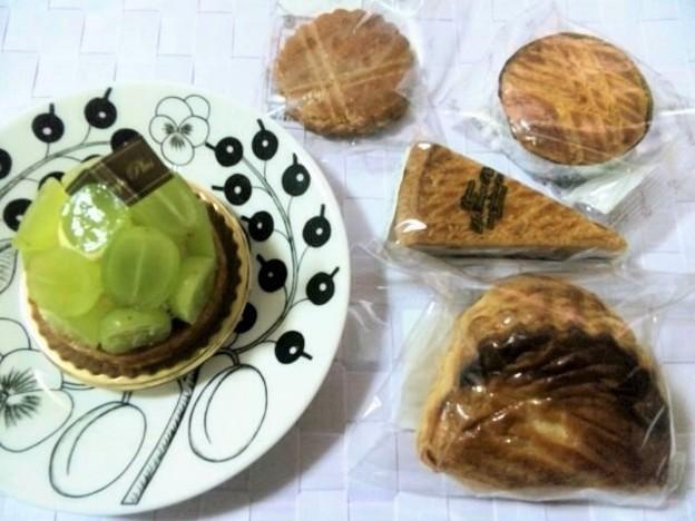 レタンプリュスのお菓子。