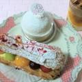 Photos: ケーキ。