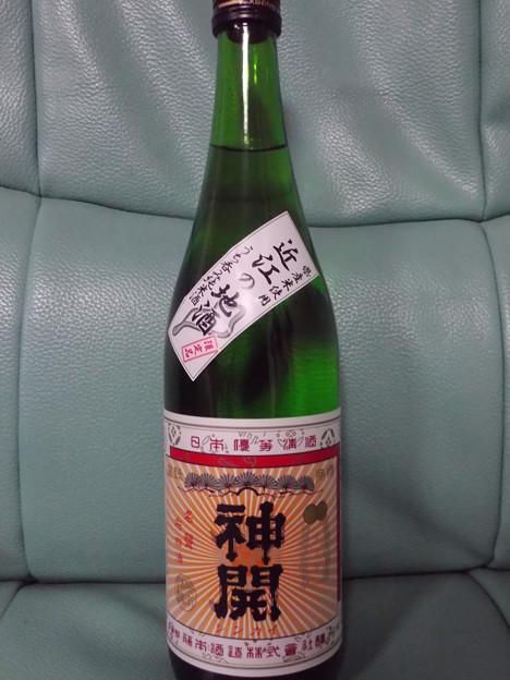 神開 うち呑み純米酒