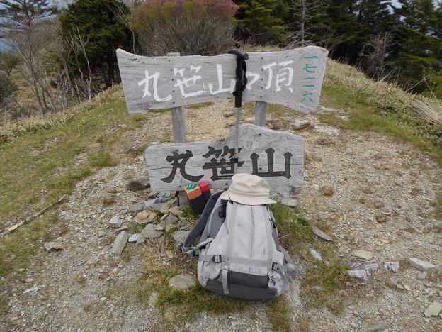 丸笹山山頂