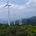 Photos: 大川原高原 風車