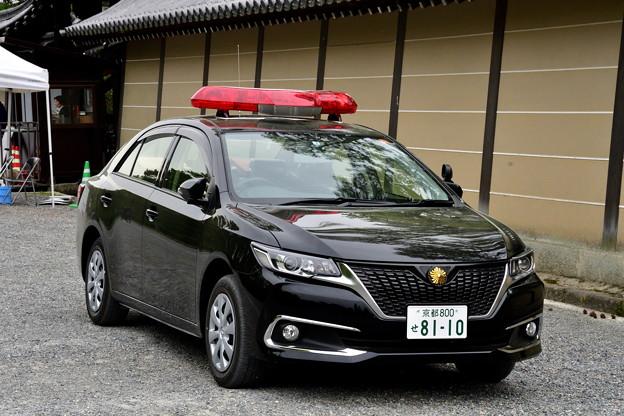 2018_0414_151752 皇宮警察のパトカー