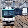 写真: 2018_0701_124315 土居駅から守口市駅を見る・・・
