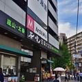 Photos: 2018_0813_132616 嵐電四条大宮駅