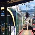 Photos: 2018_1008_105057 看板電車の並び