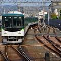 Photos: 2019_0406_162536 宇治線の電車到着