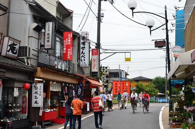 2012_0714_103940 裏参道から京阪伏見稲荷駅へ(2012年7月)