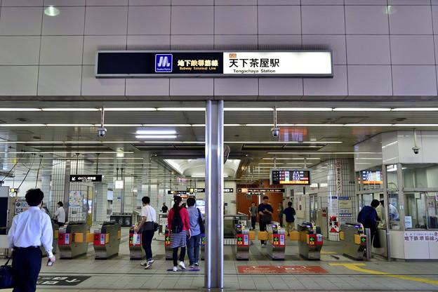 2019_0623_092156 堺筋線の南端天下茶屋駅