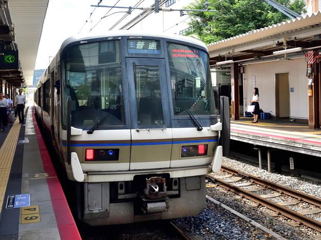 Photos: 2019_0813_132939 JR太秦駅