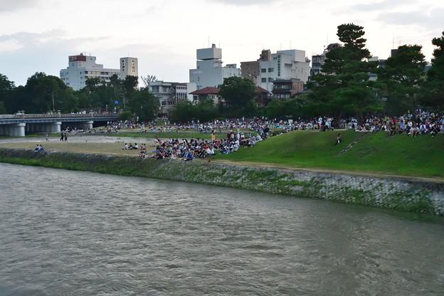 Photos: 2019_0816_183532 鴨川デルタ