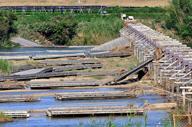 Photos: 2019_1027_141158 流出した橋桁