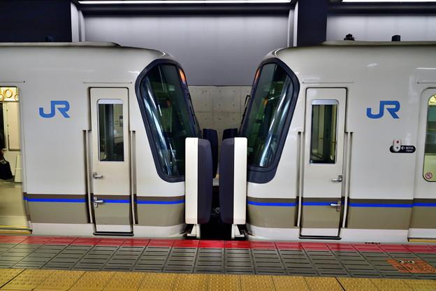 2019_1122_140343 嵯峨野線8両編成