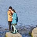 Photos: 2020_0224_155116 画になるカップル1