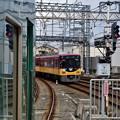 Photos: 2020_0223_113948 深草駅の退避