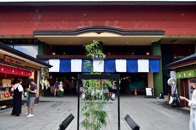 2020_0628_144609 嵐山駅(嵐電)