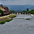 Photos: 2020_0621_133607 北山と鴨川