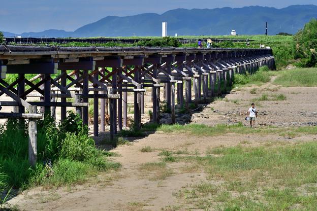 2020_0812_142741 実は橋脚はコンクリート製