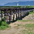 Photos: 2020_0812_142741 実は橋脚はコンクリート製