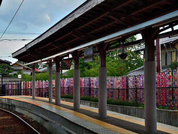 2020_0830_151307 嵐電嵐山駅