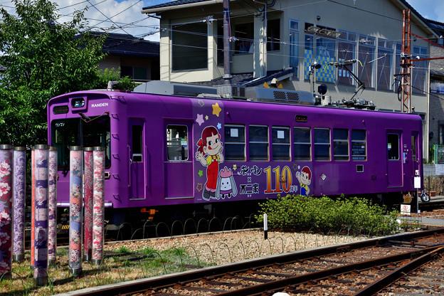 2020_0830_135728 嵐電嵐山駅