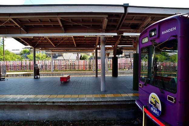 2020_0830_140011 嵐電嵐山駅